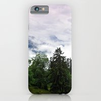 iPhone & iPod Case featuring mountain view i. by zenitt