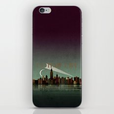 Gotham City iPhone & iPod Skin
