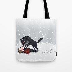 snowtime Tote Bag