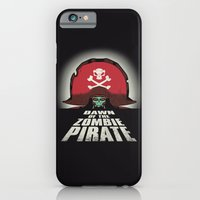 Dawn of the Zombie Pirate iPhone 6 Slim Case