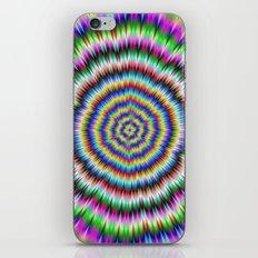 eye boggling psychedelic iPhone & iPod Skin