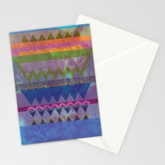 Old Fabric Stationery Cards