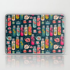 Vintage Thermos - Teacups and Teapots by Andrea Lauren Laptop & iPad Skin