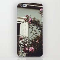 Rose Cottage iPhone & iPod Skin