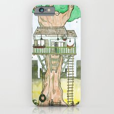 More Green Less Grey iPhone 6 Slim Case