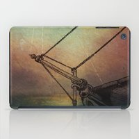 Gently Guided Ship iPad Case