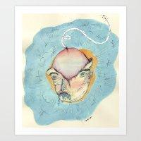 GRANDES PENSAMIENTOS Art Print