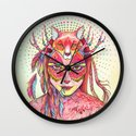 spectrum (alter ego 2.0) Wall Clock
