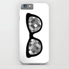 Diamond Eyes Black and White Slim Case iPhone 6s