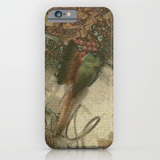 Bye Bye Birdie iPhone & iPod Case