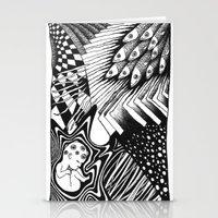 PSYKE2 Stationery Cards