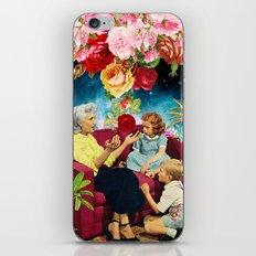 Gardening Stories 1 iPhone & iPod Skin