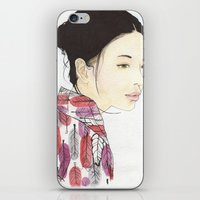 Kind Mother iPhone & iPod Skin