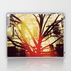 'UPPER WEST TREE' Laptop & iPad Skin