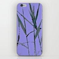 Water Reed Digital art 3D iPhone & iPod Skin
