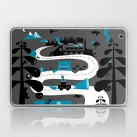 Welcome To The Countryside Laptop & iPad Skin
