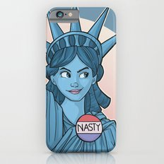 Nasty Lady Liberty iPhone 6s Slim Case