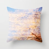 Indian Summer 6 Throw Pillow