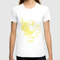 los angeles T-shirts featuring Los Angeles by ARTITECTURE