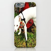 iPhone & iPod Case featuring Leave Your Mark by Libby B