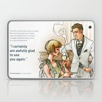 The Great Gatsby_see You… Laptop & iPad Skin