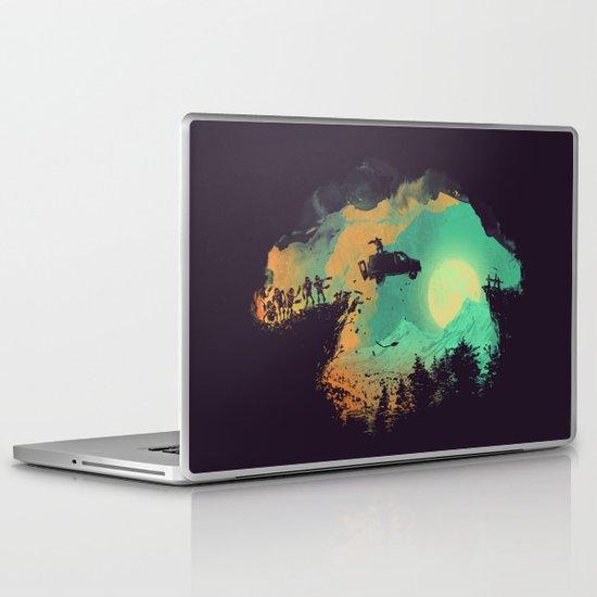 Leap of Faith Laptop & iPad Skin