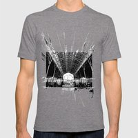 Barna Love Mens Fitted Tee Tri-Grey SMALL