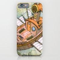 Atlantis Flying Ship #1 iPhone 6 Slim Case