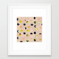 Undo It Framed Art Print
