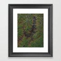 Blue Ridge Mountains Nor… Framed Art Print