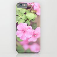iPhone & iPod Case featuring Soft Pinkness by Bren