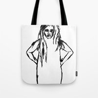 Girls That Lie No.1 Tote Bag