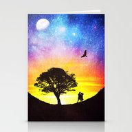 When The Stars Were Shin… Stationery Cards