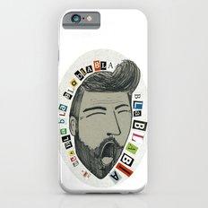 Bla bla bla... Slim Case iPhone 6s