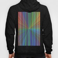 Colourful Rays Hoody