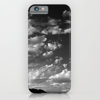 iPhone & iPod Case featuring Cloudy Skies  by Jillian Schipper