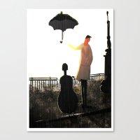 MUSIC LOVE Canvas Print