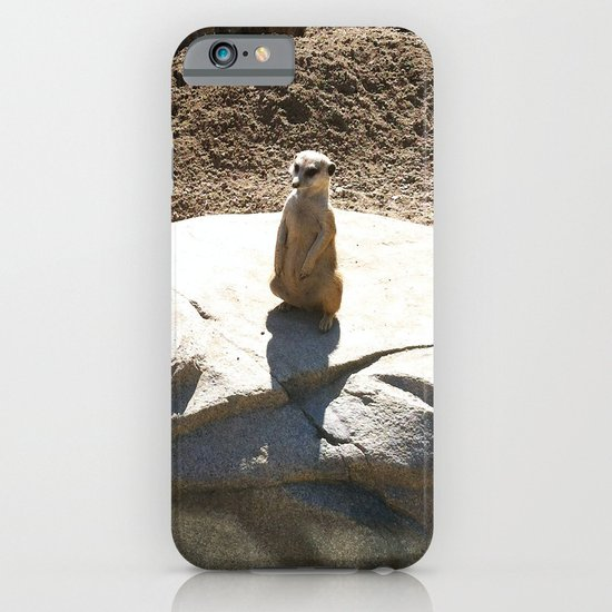 Just a meer kat... iPhone & iPod Case