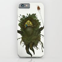 iPhone & iPod Case featuring King Kawak by Mark Facey