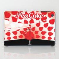 The PeaCoke iPad Case