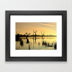 Nature's Beauty Framed Art Print