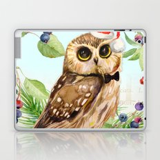Winter animal #1 Laptop & iPad Skin
