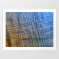 Water Pattern #4 Art Print