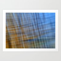 Water Pattern #4 Art Print