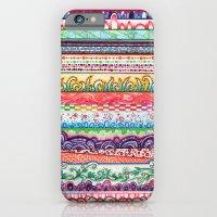 Oh, Wondrous Fair! iPhone 6 Slim Case