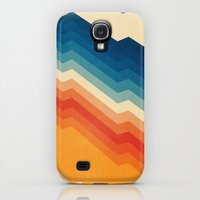 Galaxy S4 Cases featuring Barricade by Tracie Andrews