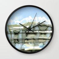 Unfreezing Wall Clock