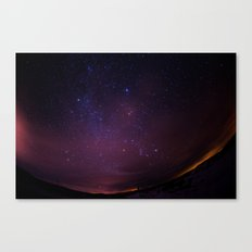space ball Canvas Print