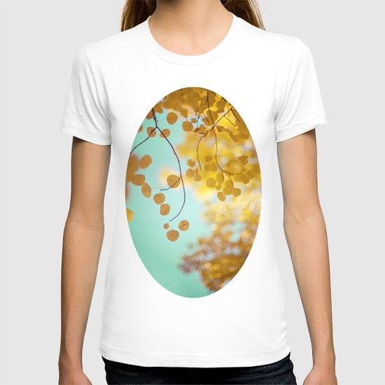 nature's gold T-shirt