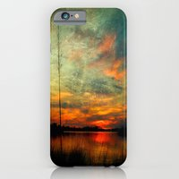 iPhone & iPod Case featuring Bayou Colors by JMcCool